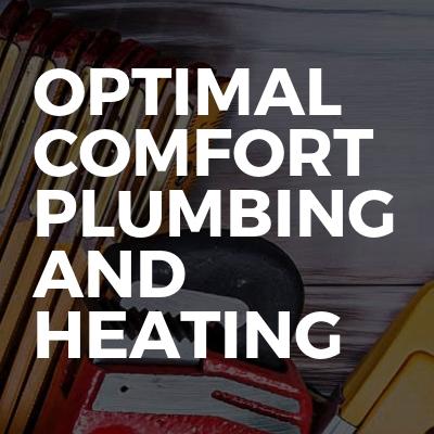 Optimal Comfort Plumbing And Heating