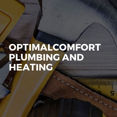 OptimalComfort plumbing and heating