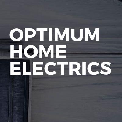 Optimum home electrics