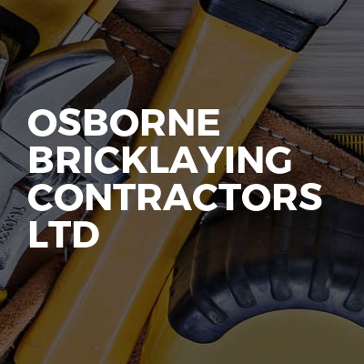 Osborne Bricklaying Contractors Ltd