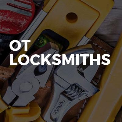 OT Locksmiths & Property Maintenance