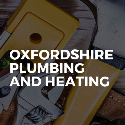 Oxfordshire Plumbing and Heating