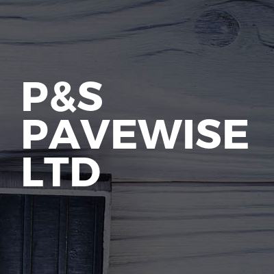 P&S Pavewise Ltd