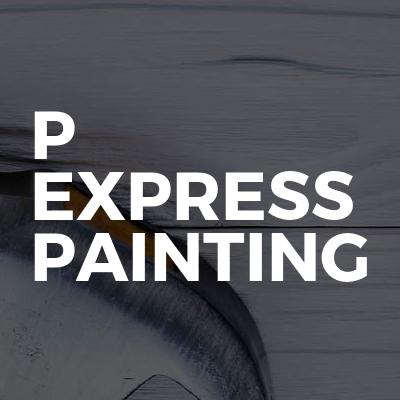 P EXPRESS PAINTING