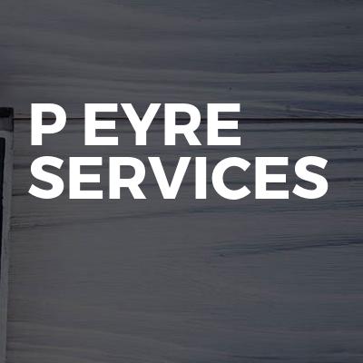 P Eyre Services