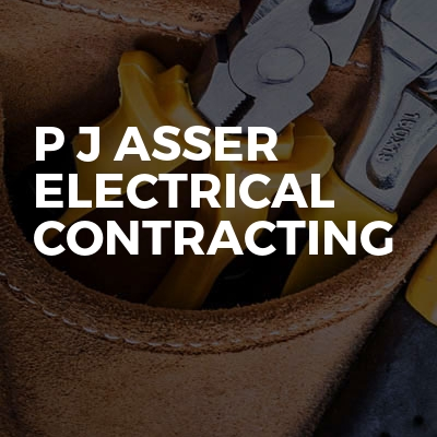 P J Asser Electrical Contracting