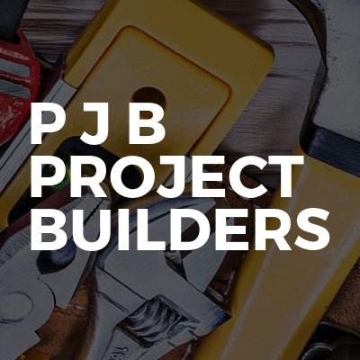 P J B Project Builders