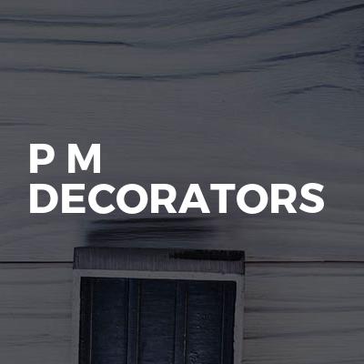 P M Decorators