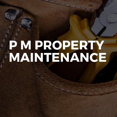 P M Property Maintenance