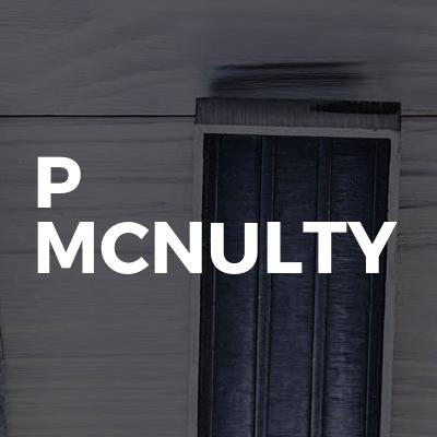P McNulty