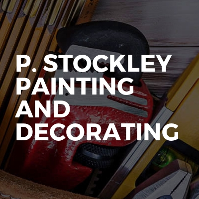 P. Stockley Painting And Decorating