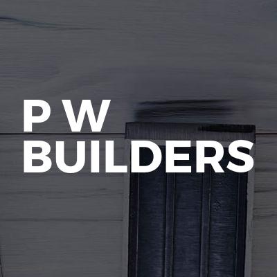 P W builders