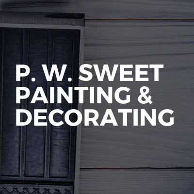 P. W. Sweet Painting & Decorating
