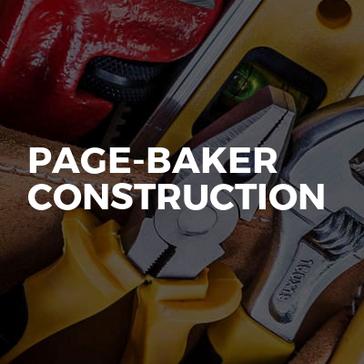 Page-baker construction