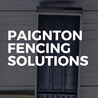 Paignton Fencing Solutions