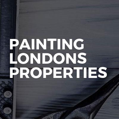 Painting londons properties