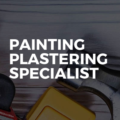 Painting Plastering Specialist