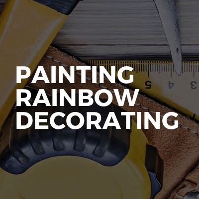Painting Rainbow Decorating