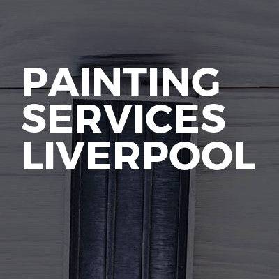 PAINTING SERVICES LIVERPOOL