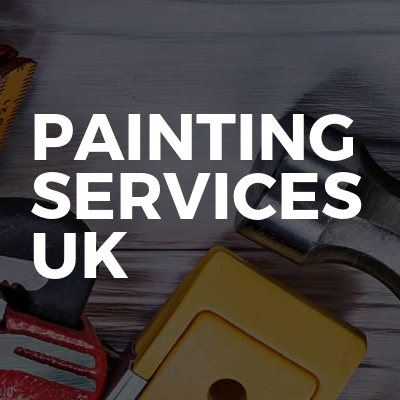 Painting services uk