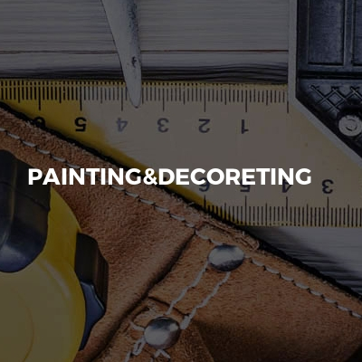 Painting&Decoreting