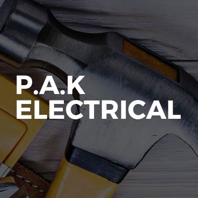 P.A.K Electrical