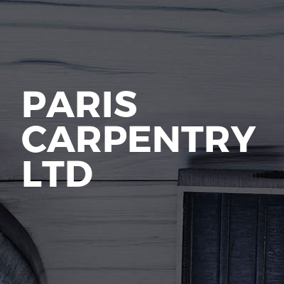 Paris Carpentry LTD