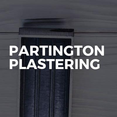 Partington Plastering