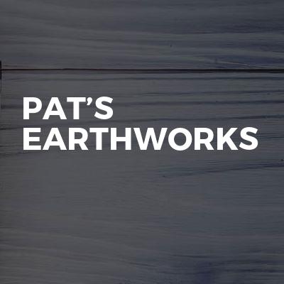 Pat's Earthworks