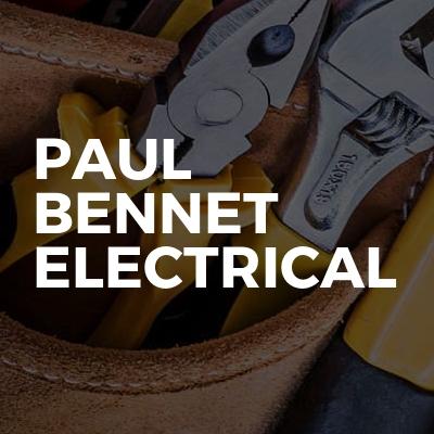 Paul Bennet Electrical
