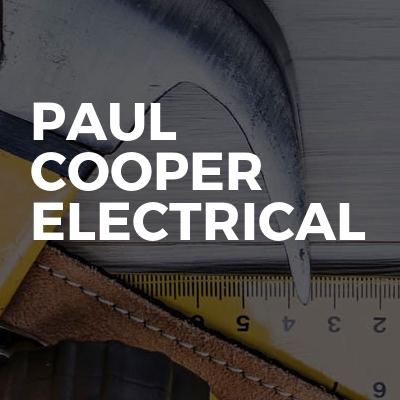 Paul Cooper Electrical