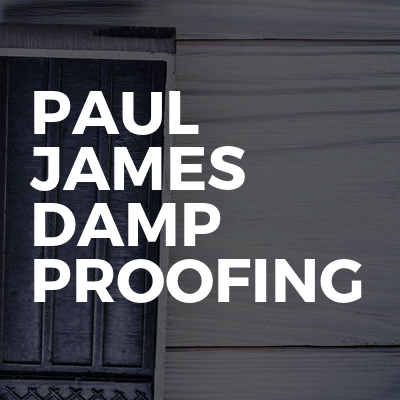 Paul James Damp Proofing