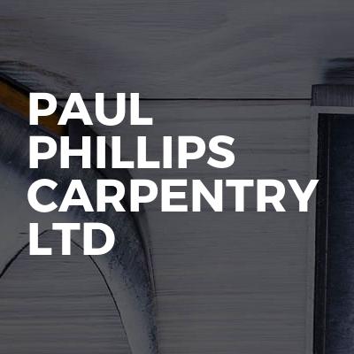 Paul Phillips Carpentry Ltd