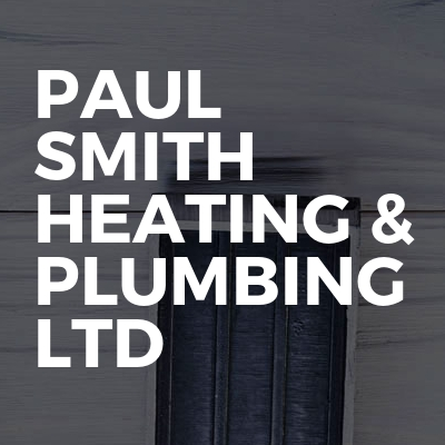 Paul Smith Heating & Plumbing Ltd