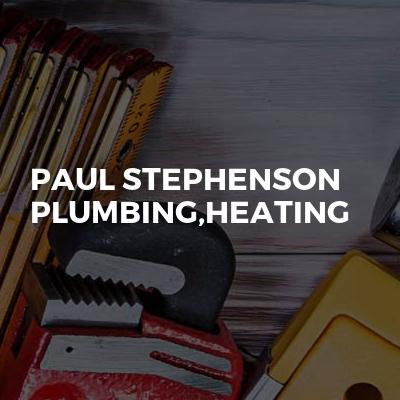 Paul Stephenson Plumbing,Heating