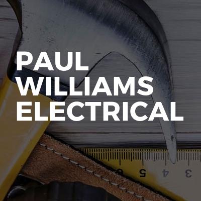 Paul Williams Electrical