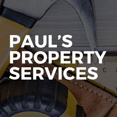 Paul's property services