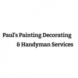 Pauls Painting  Decorating & Handyman Services