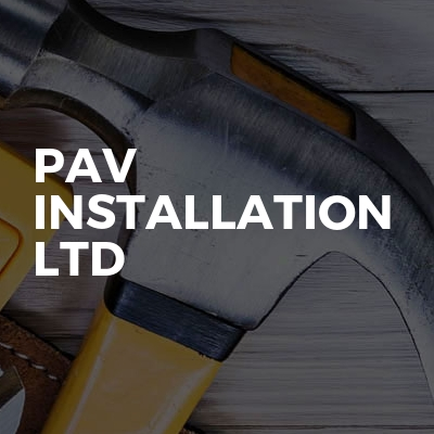 Pav installation ltd