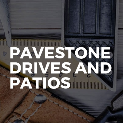 Pavestone drives and patios