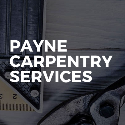 Payne Carpentry Services