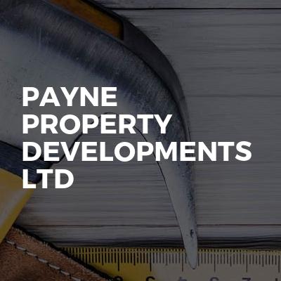 Payne Property Developments Ltd