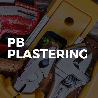 PB plastering