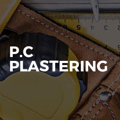 P.C Plastering