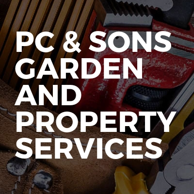 PC & Sons Garden and Property Services