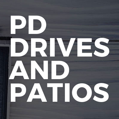 PD Drives and Patios