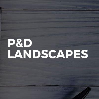 P&D Landscapes