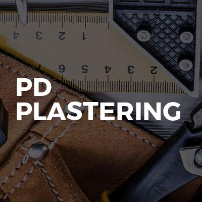 Pd plastering
