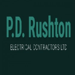 PD Rushton Electrical Contractors Ltd