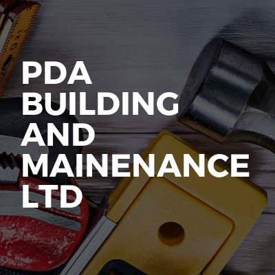 PDA Building and Mainenance Ltd